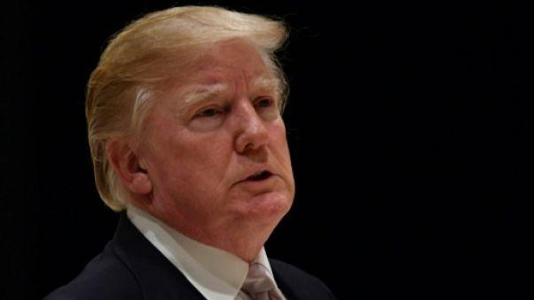 """Etats-Unis: """"Je ne suis pas raciste"""", assure Donald Trump"""