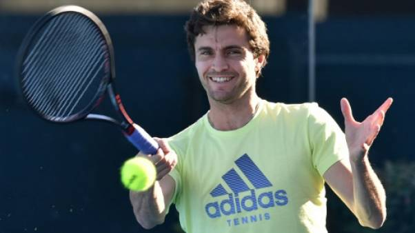 Open d'Australie: Gilles Simon facilement au 2e tour