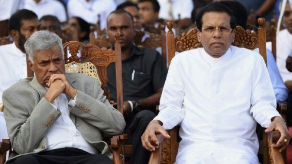 Sri Lanka: le mandat du président limité à cinq ans
