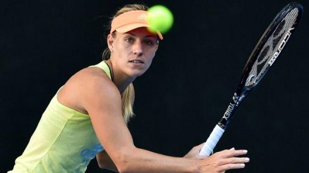 Classement WTA: Kerber 16e mondiale en attaquant l'Open d'Australie