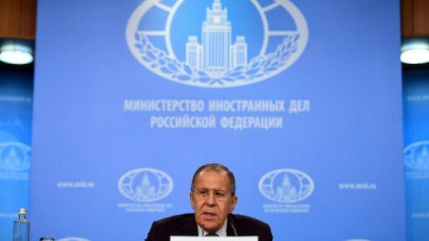 """Nucléaire iranien: Moscou pas """"optimiste"""" face à l'ultimatum de Trump"""