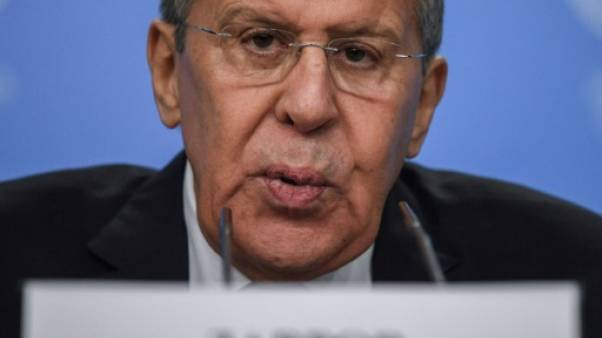 Russie: Sergueï Lavrov s'en prend violemment aux Etats-Unis