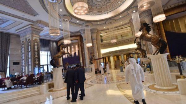 Arabie: l'hôtel de Ryad où étaient détenues des personnalités va rouvrir
