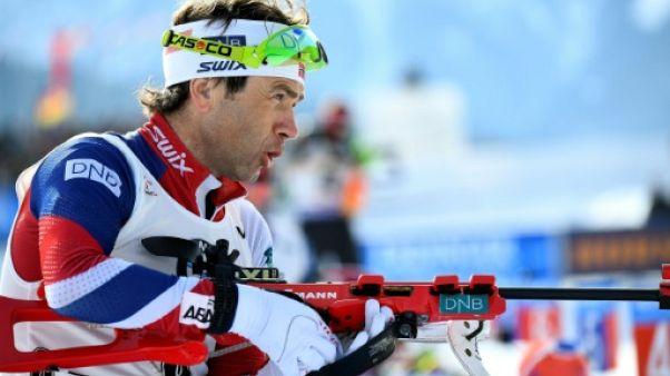 Biathlon: Ole Einar Bjoerndalen, games over aux JO de Pyeongchang