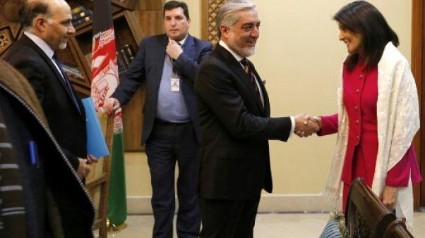 Visite surprise du Conseil de sécurité de l'ONU à Kaboul