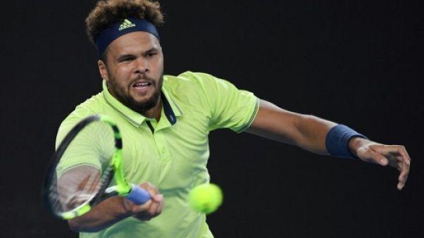 Open d'Australie: Tsonga tranquillement au 2e tour
