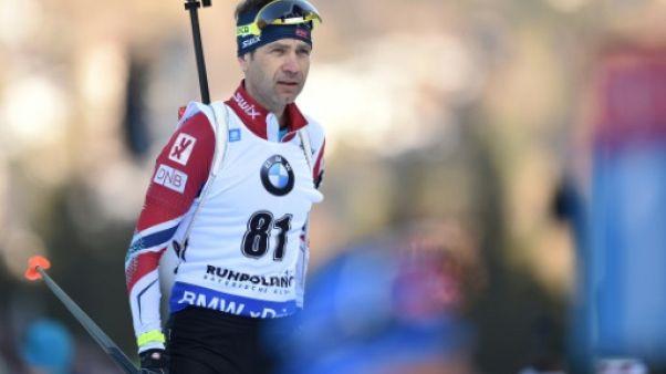 Biathlon: Ole Einar Bjoerndalen, games over