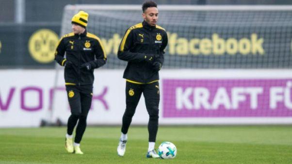 Allemagne: Dortmund et Aubameyang au bord de la rupture