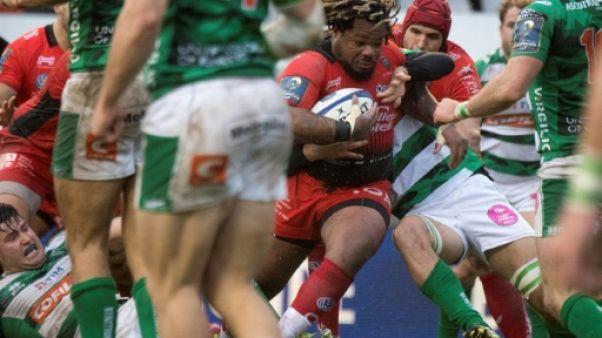 Rugby: Bastareaud convoqué mercredi pour ses propos homophobes