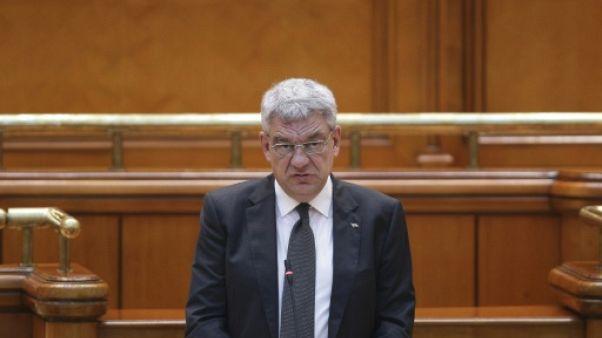 Roumanie: la gauche fait chuter son deuxième gouvernement en un an