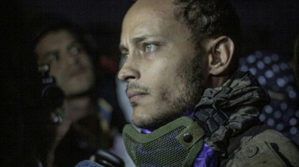 Au Venezuela, l'ex-policier rebelle tombe sous les balles