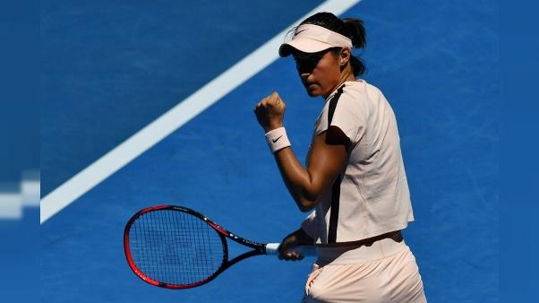 "Open d'Australie: Caroline Garcia ""pas satisfaite"" de son jeu"
