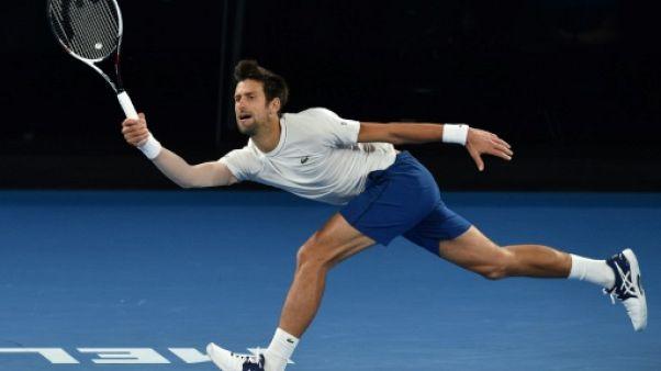 Tennis: Djokovic plaide pour un syndidat des joueurs et une augmentation de rétributions (presse)