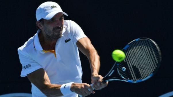 Open d'Australie: Julien Benneteau qualifié pour le deuxième tour