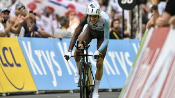 """Cyclisme: Bardet doute que """"Froome puisse être blanchi"""""""