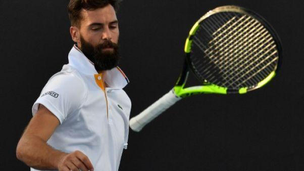 Open d'Australie: Benoît Paire éliminé au premier tour