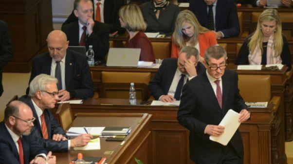 Le Premier ministre tchèque Babis demande la levée de son immunité