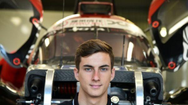 Auto: le jeune français Thomas Laurent s'engage en LMP1 avec Rebellion
