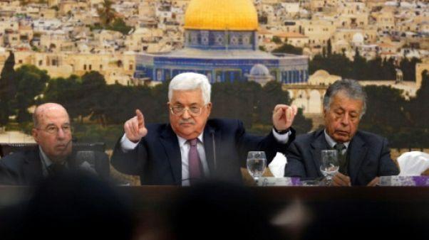 Les Palestiniens face au choix incertain et risqué de la rupture