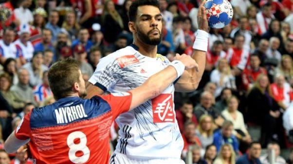 """Euro de hand: pour Dipanda """"hors de question"""" de ne pas gagner contre le Belarus"""