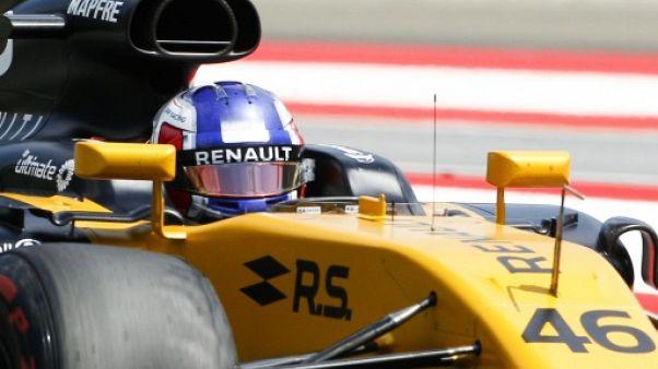 Formule 1: le Russe Sirotkin pilote titulaire chez Williams en 2018