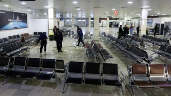 Libye: trafic aérien toujours suspendu à l'aéroport de Mitiga après des combats