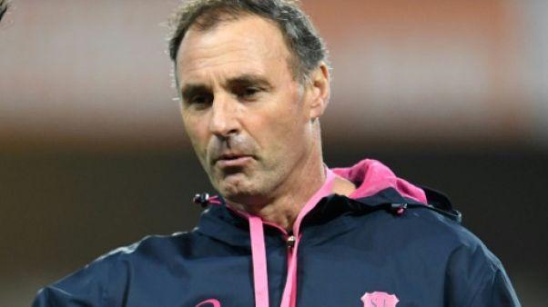 Top 14: le Stade Français se sépare de son entraîneur Greg Cooper