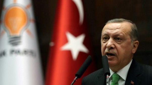 Le pape recevra le président turc Erdogan le 5 février