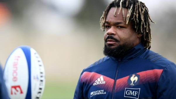 Rugby: Brunel défend Bastareaud, menacé de suspension