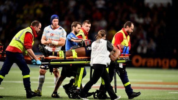 """Rugby: Ezeala reprend """"une vie normale"""" après sa commotion cérébrale"""
