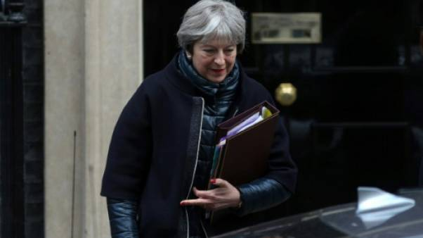 Brexit: les députés britanniques votent sur la loi de retrait de l'UE