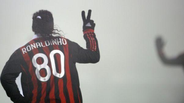 Magie, génie, nuits de folie: Ronaldinho prend sa retraite