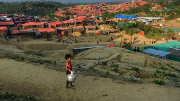 Rohingyas: le Bangladesh a enregistré plus d'un million de réfugiés sur son territoire