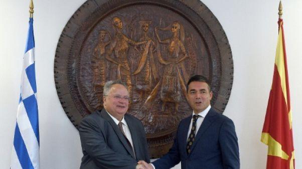 Tractations à l'ONU sur un litige de 27 ans: le nom Macédoine