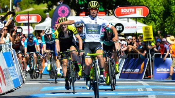 Tour Down Under: l'Australien Caleb Ewan vainqueur de la 2e étape
