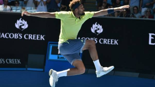 Open d'Australie: Tsonga s'offre un choc avec Kyrgios