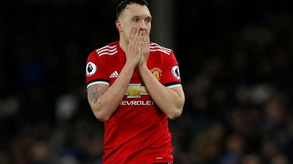 Man United can still hunt down leaders City, says Jones