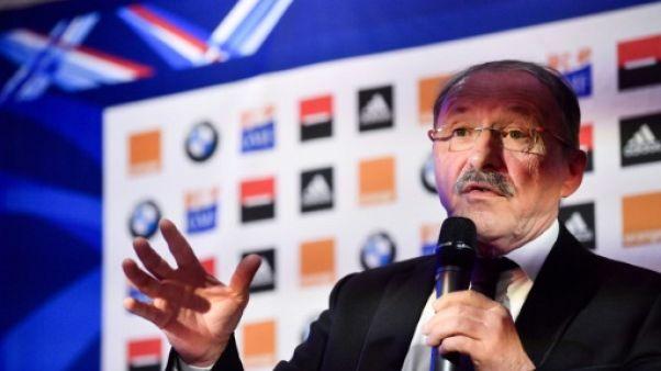 "XV de France: Brunel veut ""transmettre du positif"""