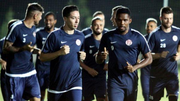 Turquie: Antalyaspor veut se séparer de Nasri