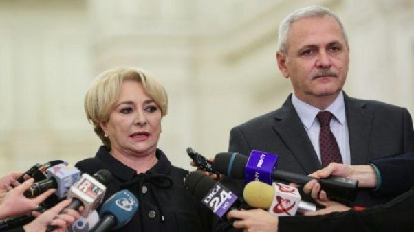 Roumanie: l'eurodéputée sociale-démocrate Viorica Dancila nommée Premier ministre