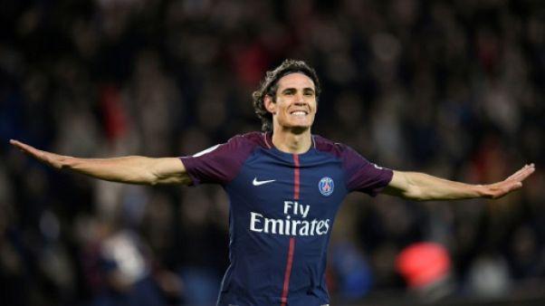 """PSG: carton contre Dijon, Cavani égale """"Zlatan"""" et Neymar signe le quadruplé"""