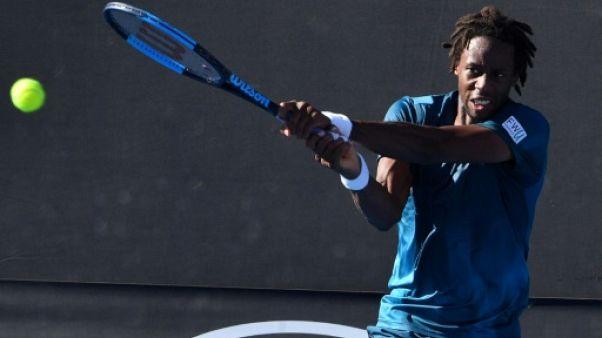 Open d'Australie: Monfils pour une première contre Djokovic