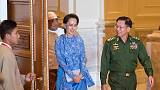 Myanmar, accused of crackdown, invited to U.S.-Thai military exercise