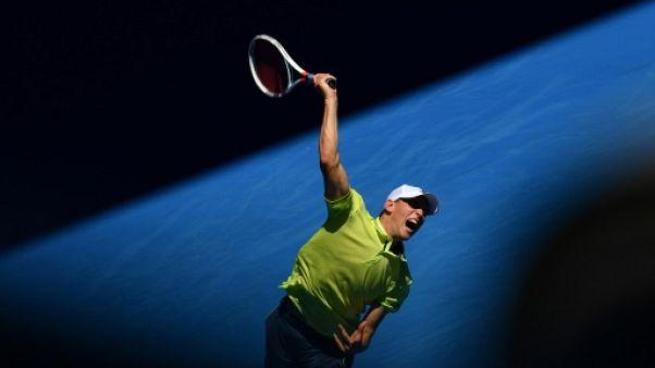 Open d'Australie: Thiem remonte deux sets de retard