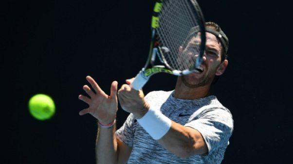 Open d'Australie: Adrian Mannarino pour la première fois au troisième tour