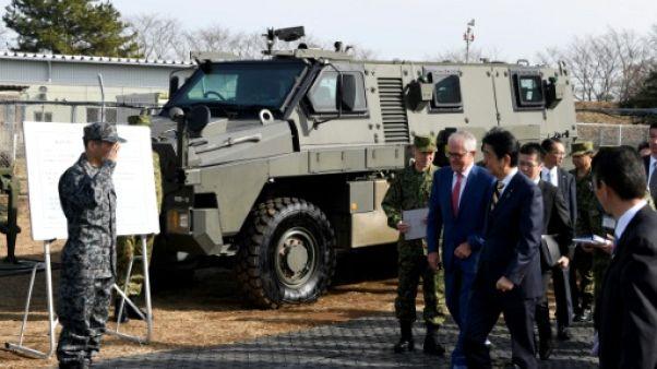 Japon et Australie prêts à unir leurs forces militaires