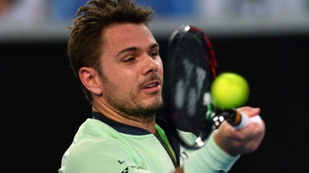 Open d'Australie: Wawrinka éliminé au 2e tour