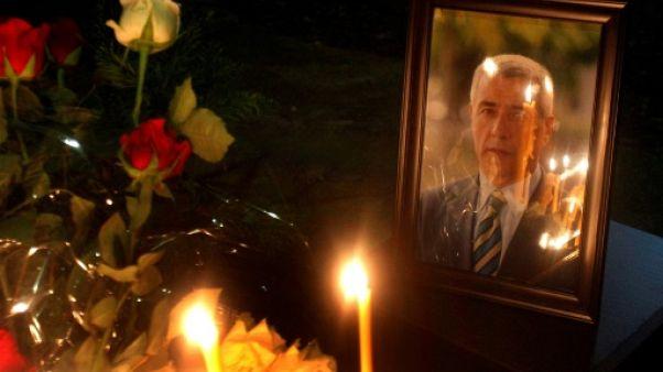 Funérailles du politicien serbe Ivanovic, rare voix modérée au Kosovo