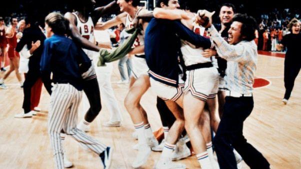 Au sommet du box-office russe, la victoire des basketteurs soviétiques aux JO-1972