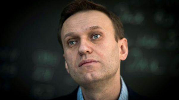 Russie: perquisition dans les locaux de l'opposant Navalny à Saint-Pétersbourg